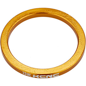 "KCNC Headset Spacer 1 1/8"" 3mm, gold"